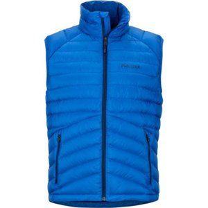 Marmot 600 down fill vest  men's size small